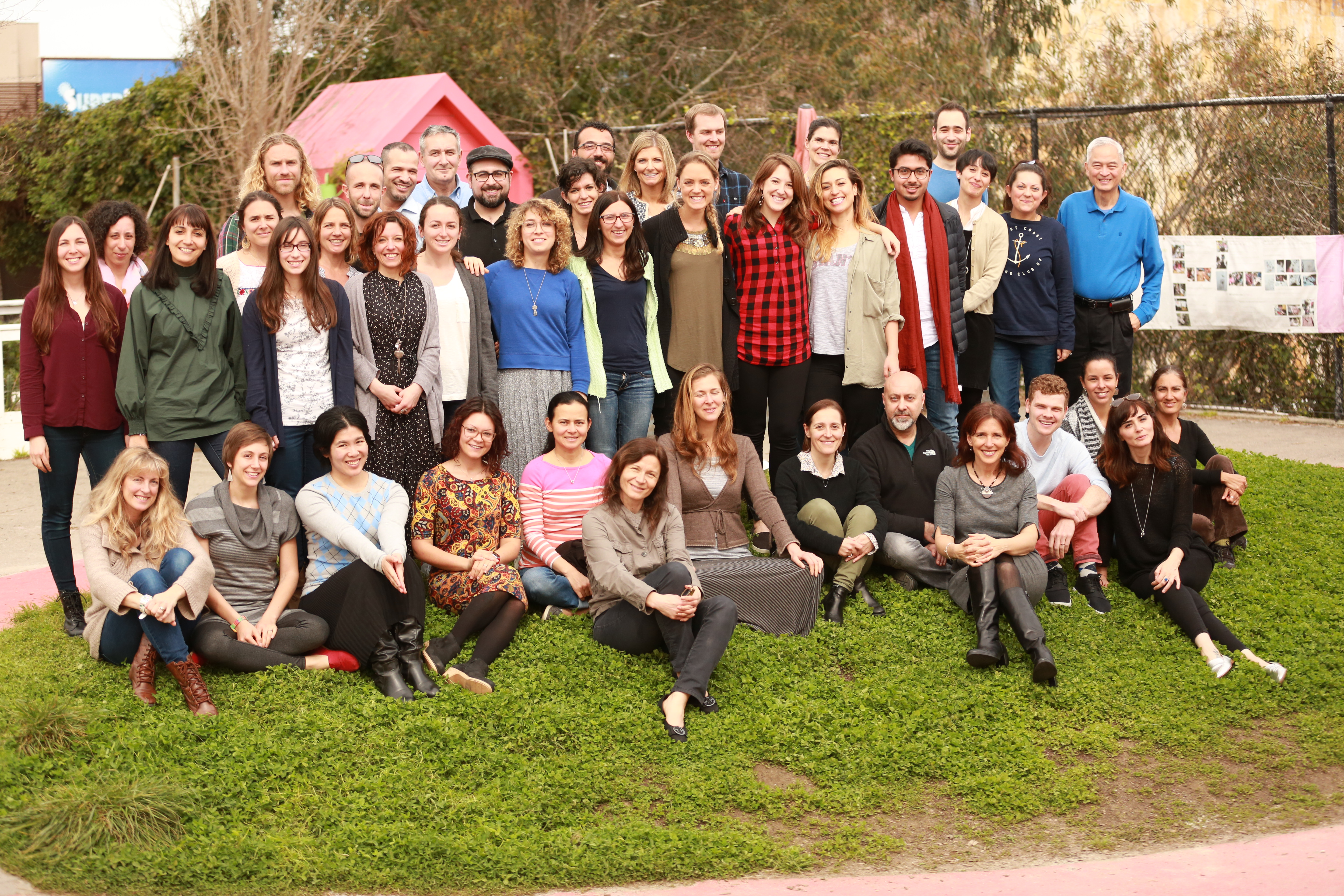 La Scuola Faculty and Staff Group Picture