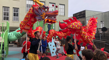 Lunar New Year Celebrations